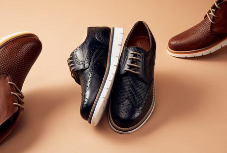 Sleek Italian Shoes