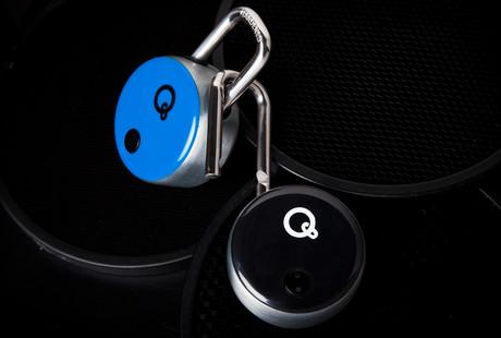 Bluetooth-Powered Padlocks