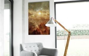 Eccentric And Dreamy Canvas Prints