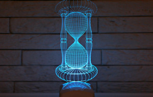 3D LED Optical Illusions