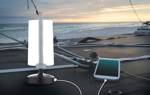Solar Charging Table & Lamps