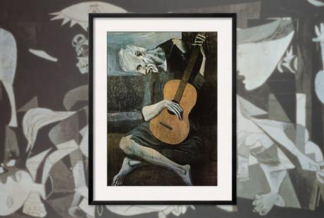 Iconic Cubist Prints
