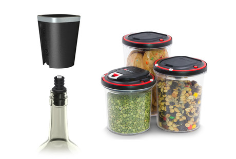 Wine & Food Storage
