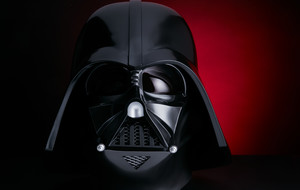 Darth Vader & Stormtrooper Helmets