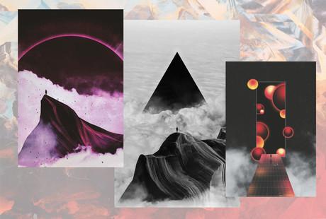 Contemporary Canvas Prints