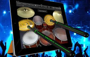 Music App Drumsticks