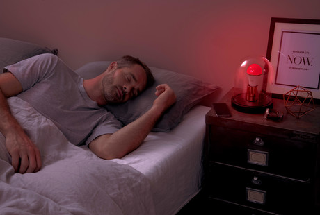 Sleep-Aiding Smart Lightbulb