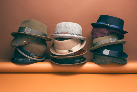 Heritage-Inspired Hats