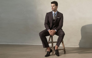 Affordable Three-Piece Suits