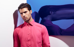Sleek Italian Dress Shirts