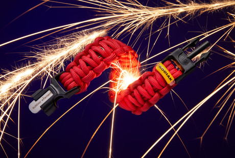 Fire Starter Bracelets