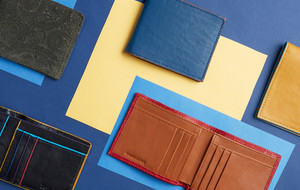 Updated Leather Wallets