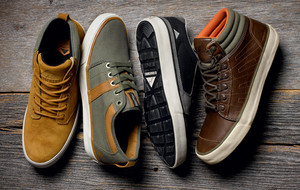 Outdoor Footwear, Redefined