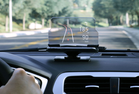 The Dashboard Heads-Up Display