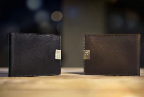 World's Thinnest Leather Bifold