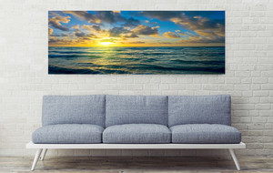 Scenery On Canvas