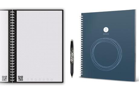 The Smart Reusable Notebook