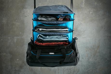 Expandable Hanging Luggage