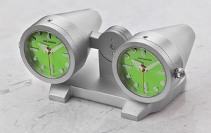 Jet + Drone Clocks