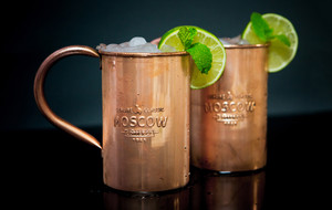 The Original Moscow Mule Mugs & Flasks