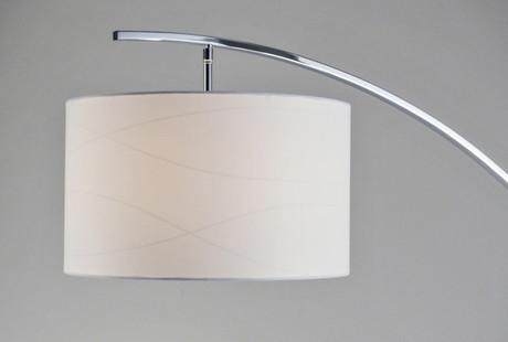 Table + Floor Lamps
