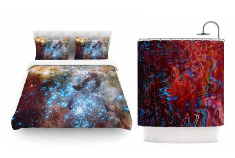 Art-Imbued Textiles