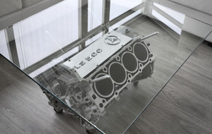 Engine Coffee Tables