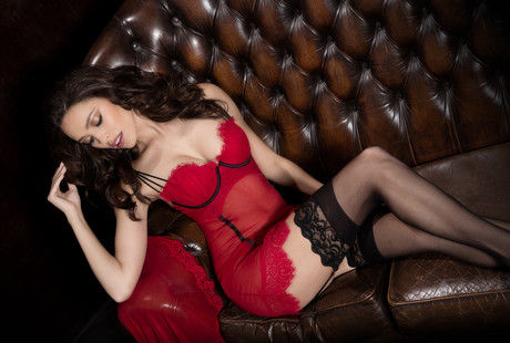 Intimate Apparel With French Flair