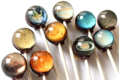 Artistic Lollipops