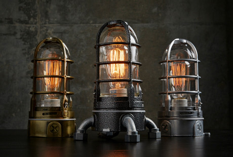 Bullet-Style Lamps