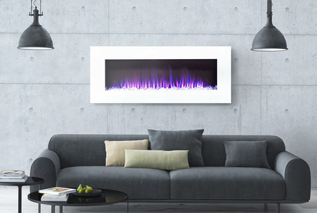 HD Electric Fireplaces + Diffusers
