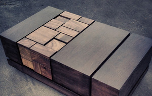 Furniture Inspired by Fibonacci