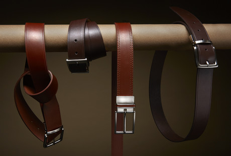 Refined Leather Belts