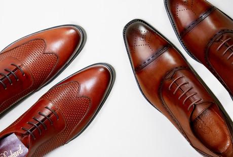 Handmade Contemporary Dress Shoes