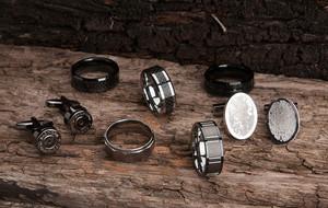 Rings + Cufflinks