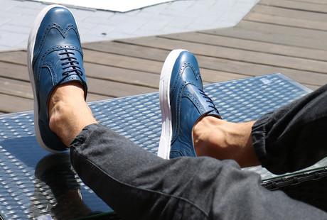 Handmade Nappa Leather Shoes