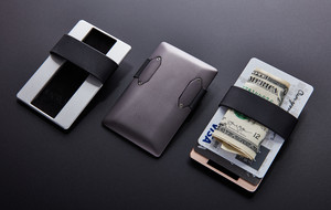 The Micro Aluminum Wallet