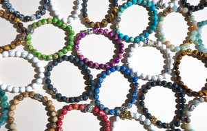 Bold + Beaded Bracelets