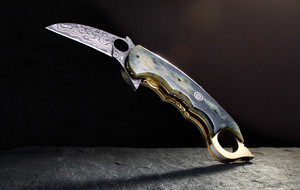 Damascus Hunting Knives