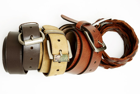 Classic Leather Belts