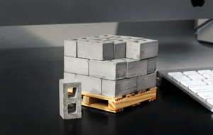 Small-Scale Building Materials