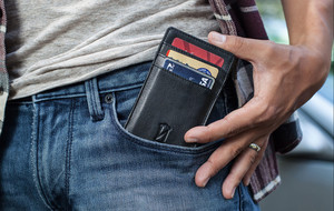 Power Charging Wallets