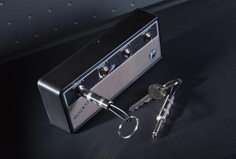 Rockstar Key Chains & Racks