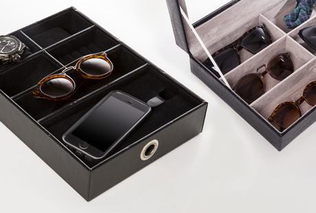 Storage for Men's Accessories