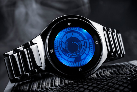 LED + LCD Watches