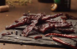 Craft Beer + CA Wine Marinated Jerky