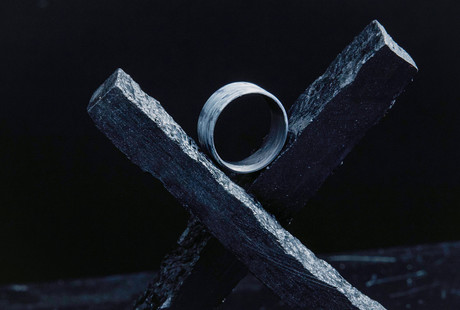 Pure Carbon Fiber Rings