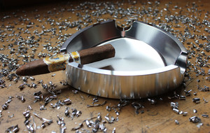 Machined Ashtrays