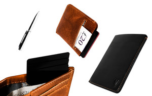 Minimal Leather Wallets