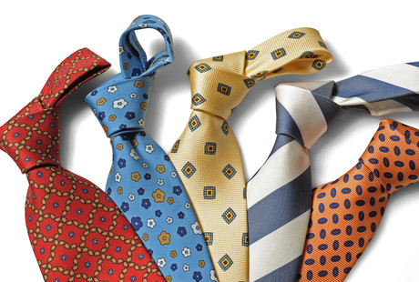 Unique Silk Ties